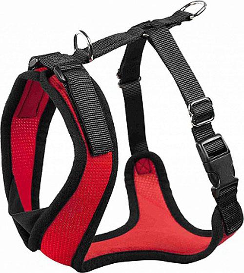 Хантер Шлейка для собак Manoa, красный нейлон, сетчатый текстиль, в ассортименте, Hunter