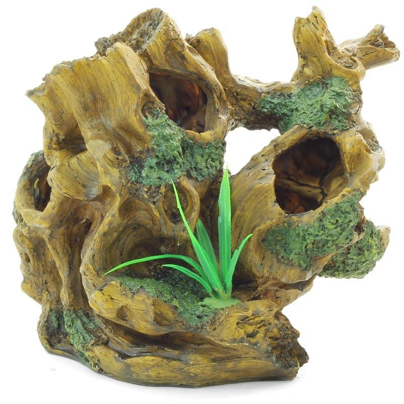 """Лагуна Грот """"Коряга с водорослями"""", 28*25*24,5 см, Laguna"""
