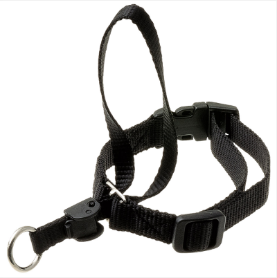V.I.Pet Недоуздок для собак черный, нейлон, в ассортименте, PetLine