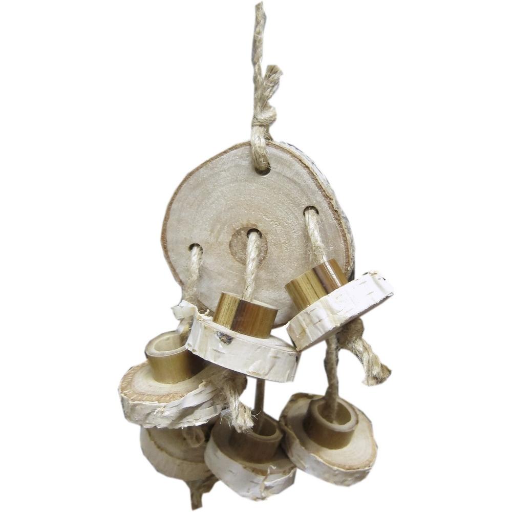 ПарротсЛаб Игрушка PL1047 для птиц, 24*7 см, ParrotsLab