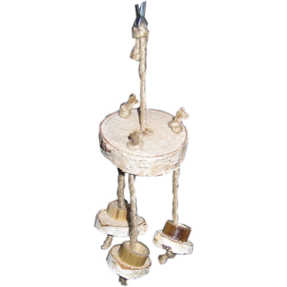 ПарротсЛаб Игрушка PL1048 для птиц, 21*7 см, ParrotsLab