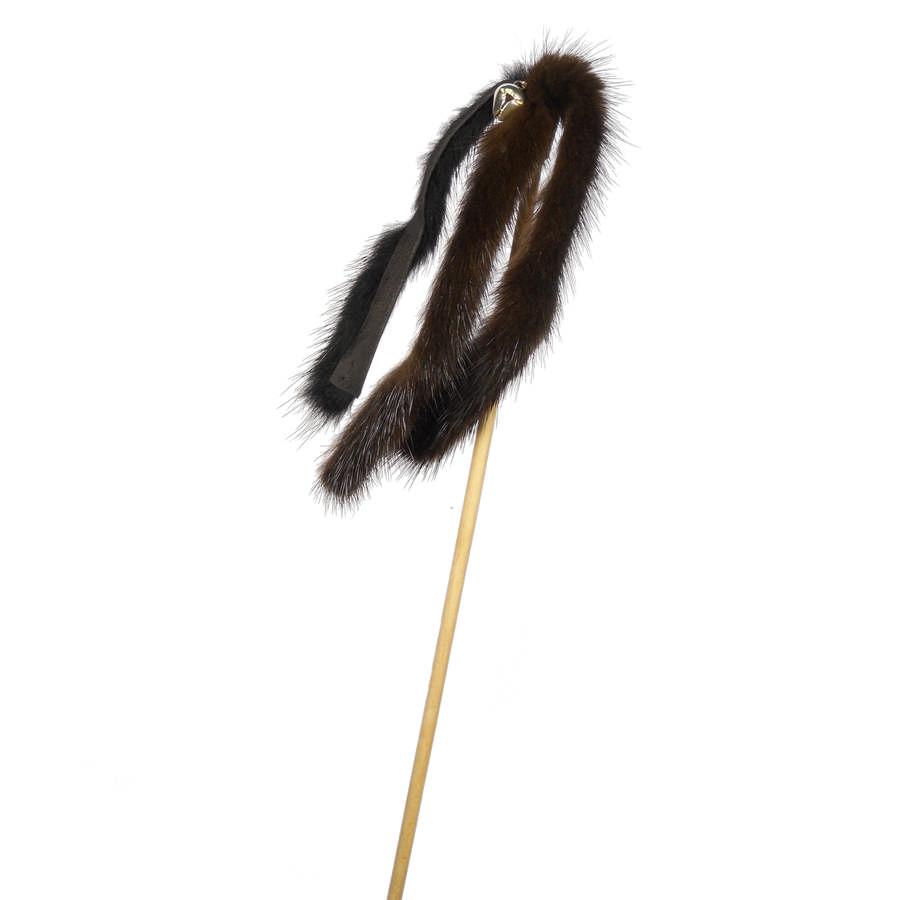 Удочка-махалка Норковая пальма, 50 см, в ассортименте, GoSi