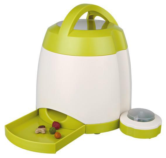 Трикси Развивающая игрушка Memory Trainer для собак, диаметр 20 см, высота 24 см, Trixie