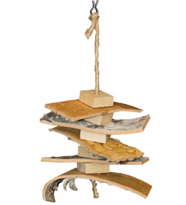 ПарротсЛаб Игрушка PL1054 для птиц, 22*10 см, ParrotsLab
