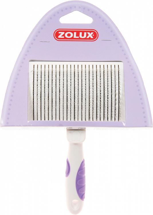 Золюкс Щетка-пуходерка самоочищающаяся, в ассортименте, Zolux