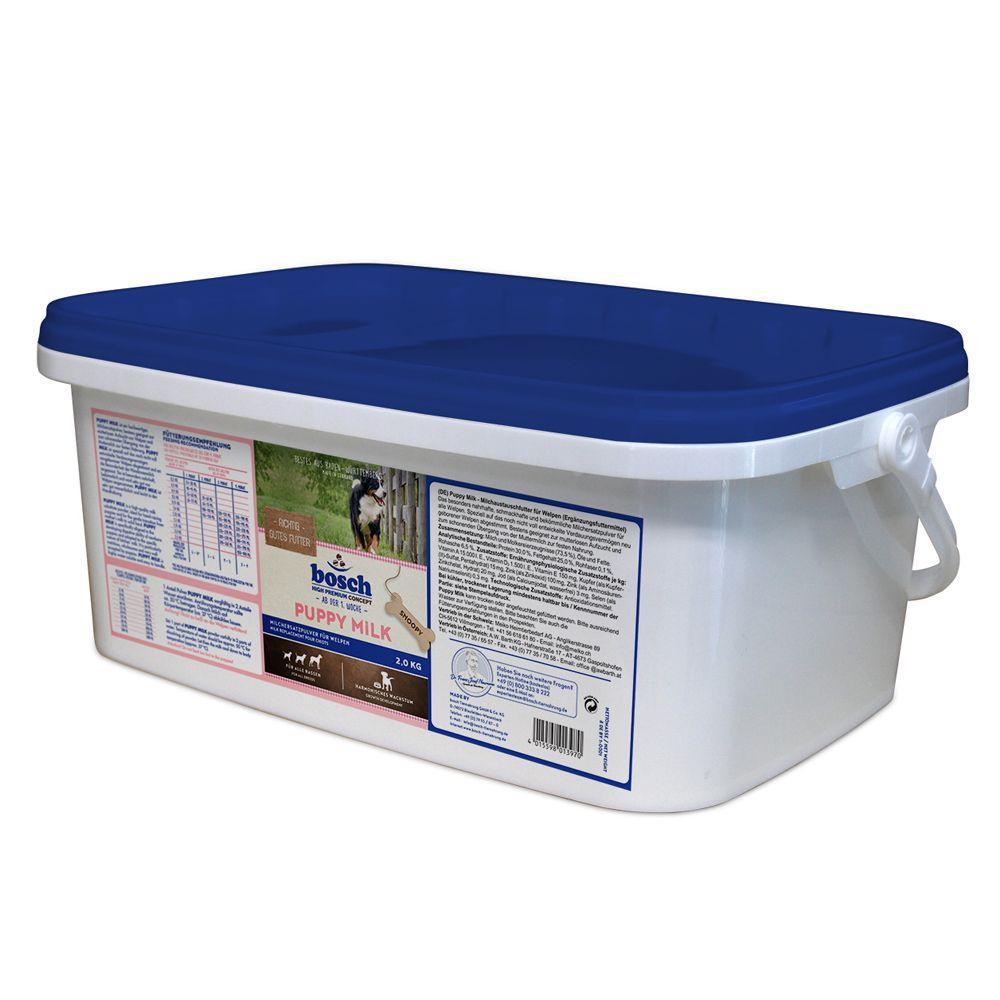 Бош Заменитель сучьего молока Puppy Milk для щенков всех пород, 2 кг, Bosch