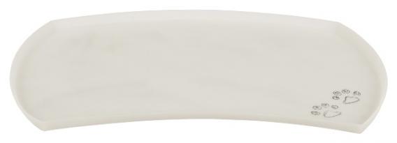 Трикси Cиликоновый коврик под миски, для кошек и собак, 51*27 см, Trixie