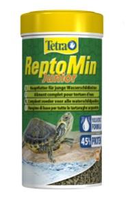 Тетра Корм ReptoMin Junior для молодых водных черепах в виде палочек, в ассортименте, Tetra