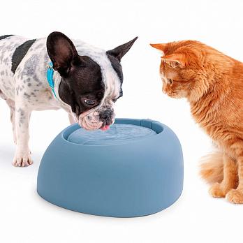 Имак Питьевой фонтан Pet Fountain для кошек и собак, объем 2 л, 32*28*13 см, в ассортименте, Imac