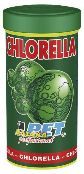 Даяна Корм Chlorella для рыб, водоросли, 100 мл / 50 г, Dajana