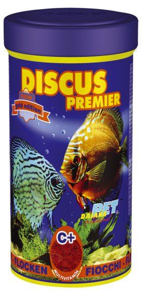 Даяна Корм Discus Premier Flakes для рыб семейства дискусов, хлопья, 250 мл / 50 г, Dajana