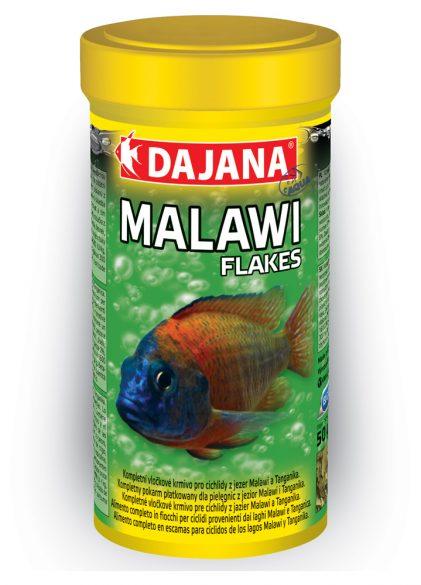 Даяна Корм Malawi Flakes для цихлид, хлопья, в ассортименте, Dajana