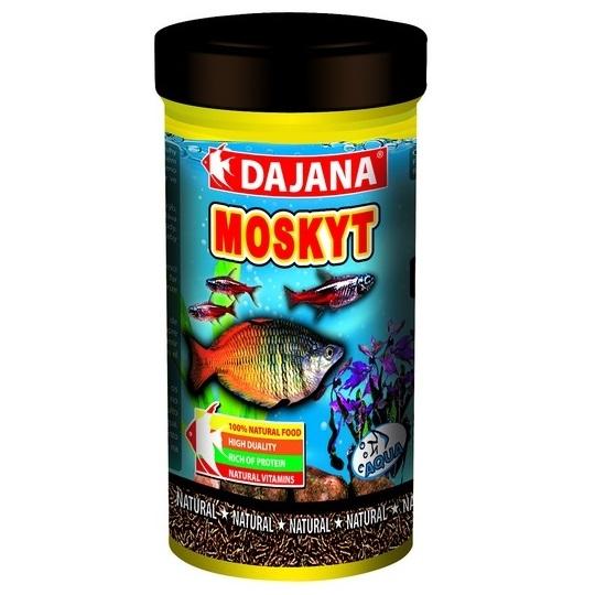Даяна Корм Moskyt для рыб, мотыль, в ассортименте, Dajana
