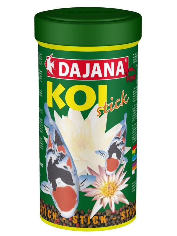 Даяна Корм Koi Sticks для прудовых рыб, гранулы, в ассортименте, Dajana