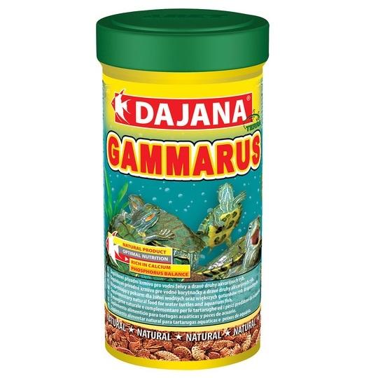 Даяна Корм Gammarus для рыб и рептилий, Гаммарус, в ассортименте, Dajana