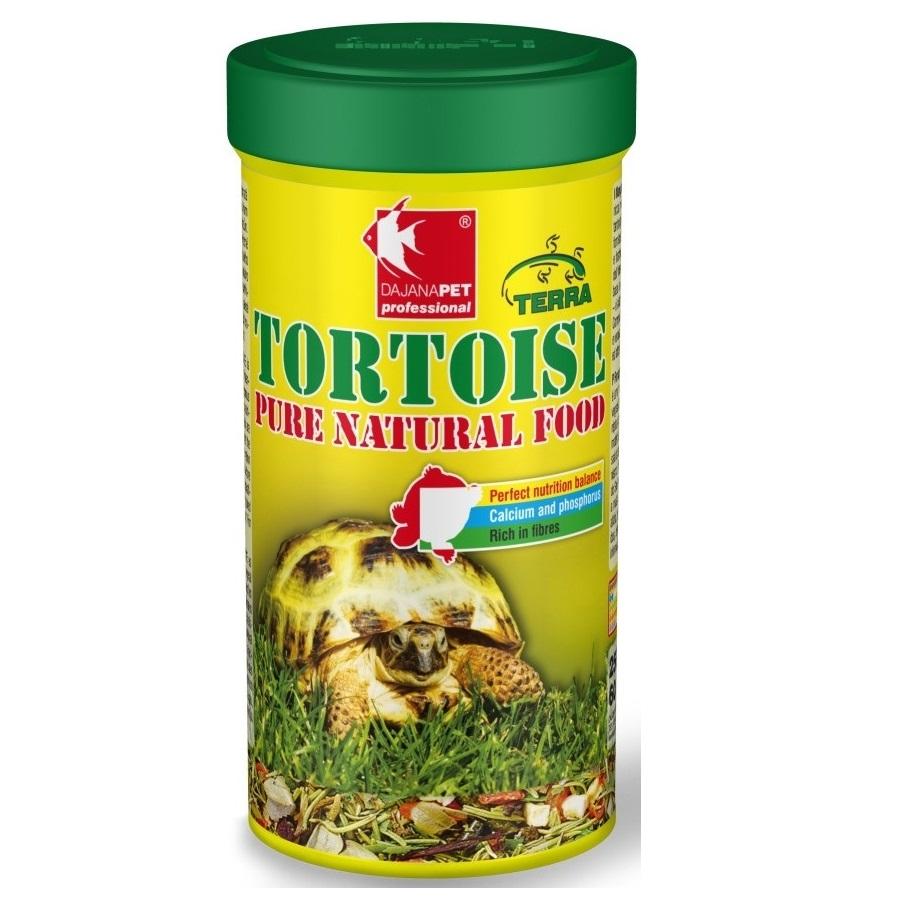 Даяна Корм Tortoise Sticks для сухопутных черепах, смесь, 250 мл, Dajana