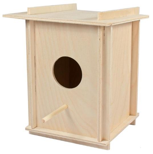Дарелл Скворечник для птиц в клетку, в ассортименте, Darell