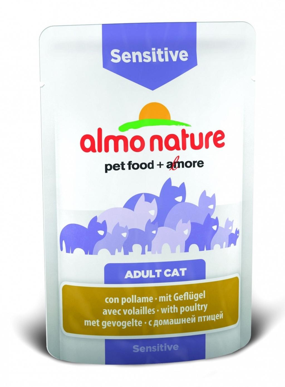Алмо Натуре Паучи Functional профилактические для взрослых кошек, 70 г, в ассортименте, Almo Nature