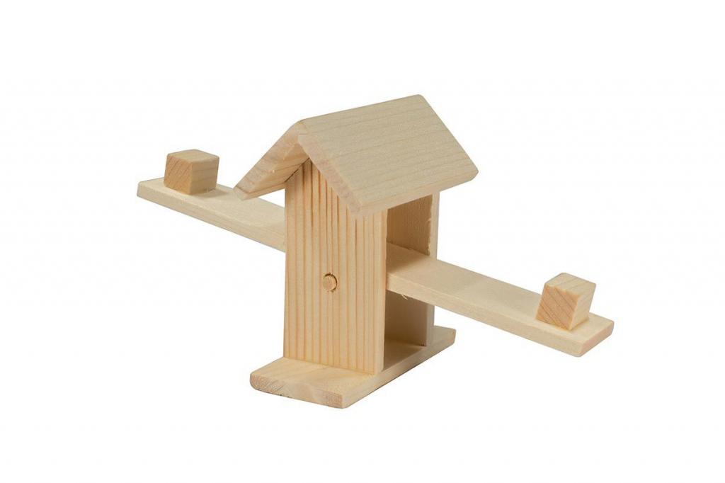 Дарелл Игрушка для грызунов Качели, 24,5*9*10 см, Darell
