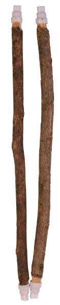 Трикси Жёрдочки Natural Living, 2*35 см*10/12 мм, деревянная, Trixie