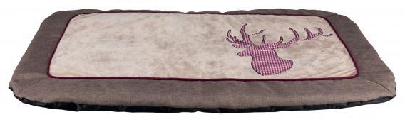 Трикси Подстилка Alma для собак и кошек, 80*60 см, коричневый, Trixie