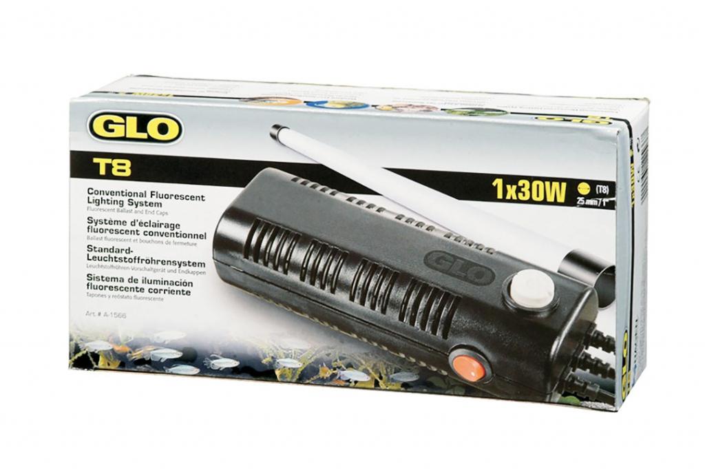 Хаген Пускатель Glomat (GLO) для длинных люминесцентных ламп с цоколем T8, в ассортименте, Hagen