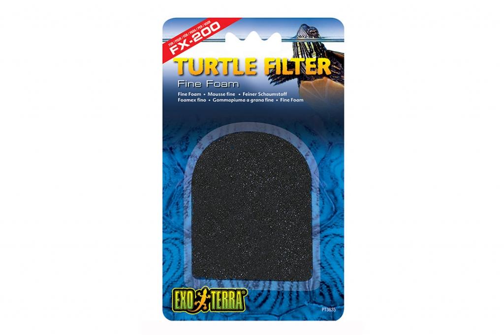 Экзо Терра Сменный фильтр механической очистки к внешнему фильтру Exo-Terra Turtle Filter FX-200, в ассортименте, Exo Terra