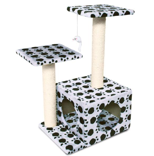 Триол Комплекс TM-04 для кошек, 43*33*70 см