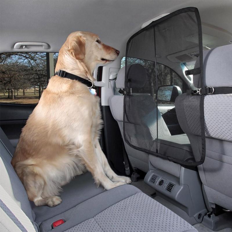 Солвит Барьер в багажник или на переднее сиденье в машину для собак, в ассортименте, Solvit Products