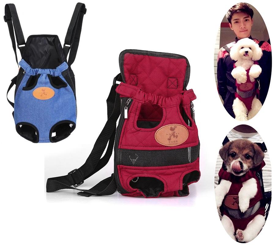 Рюкзак-переноска Hoopet для мелких пород собак и кошек, в ассортименте, Китай