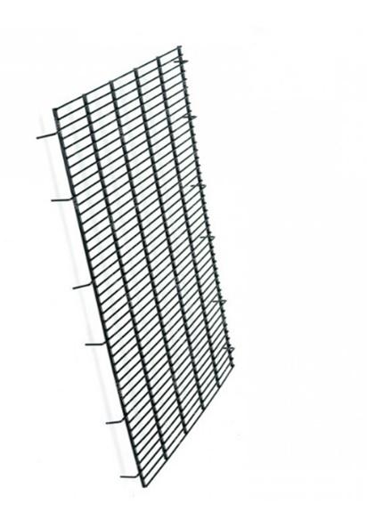 Доглэнд Оцинкованное фальш-дно в клетку для собак, прут 4 мм, расстояние решетки 1,6 мм, в ассортименте, Dog Land