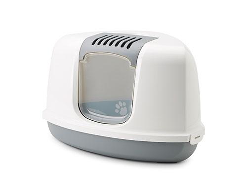 Савик Туалет-бокс угловой Nestor Corner, 58,5*45,5*40 см, в ассортименте, Savic