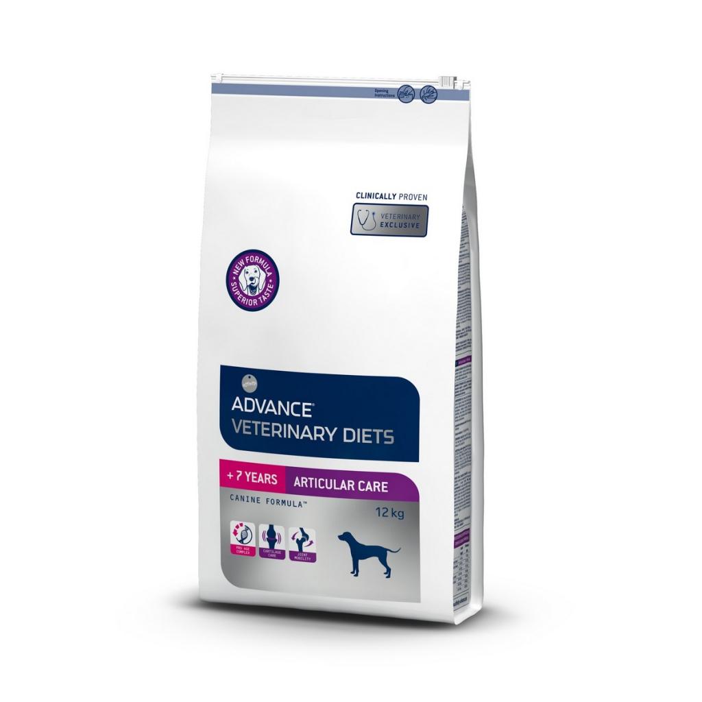 Эдванс Корм сухой Articular Care Senior для собак старше 7 лет с заболеваниями суставов, 12 кг, Advance