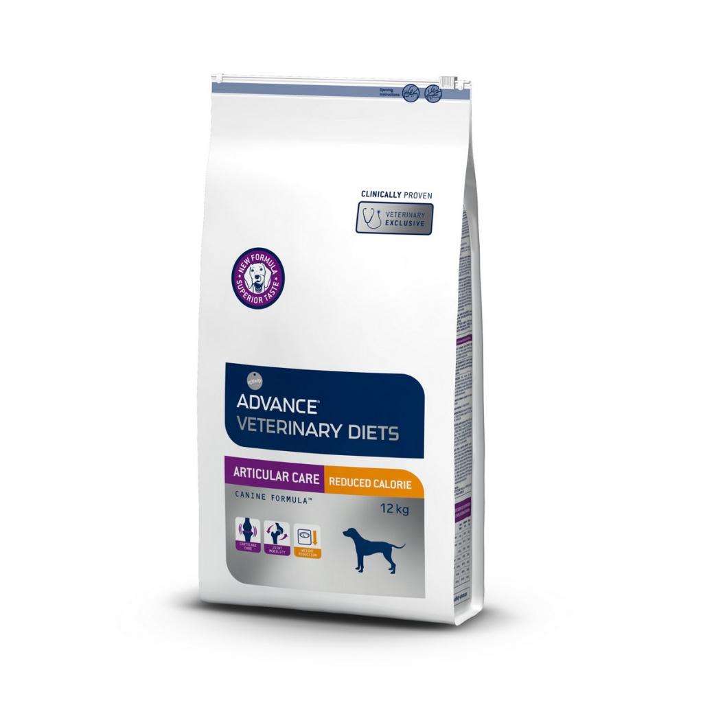 Эдванс Корм сухой Articular Care Light для собак с заболеваниями суставов и лишним весом, 12 кг, Advance