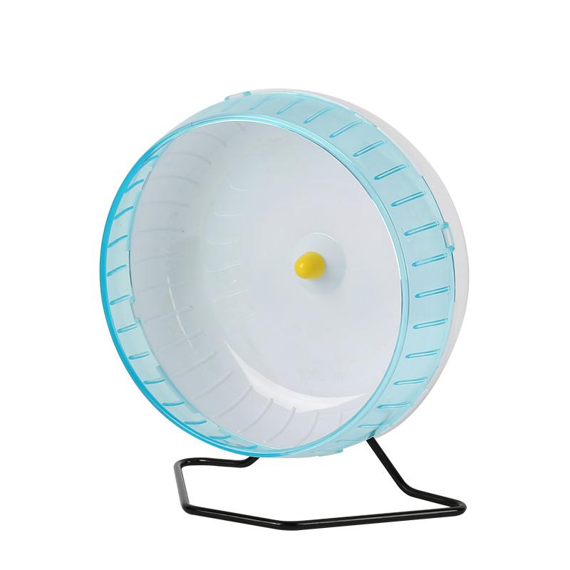 Карно Бесшумное пластиковое беговое колесо для грызунов, в ассортименте, Carno