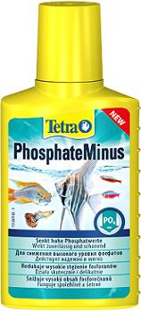 Тетра Жидкое средство PhosphateMinus для снижения концентрации фосфатов, в ассортименте, Tetra