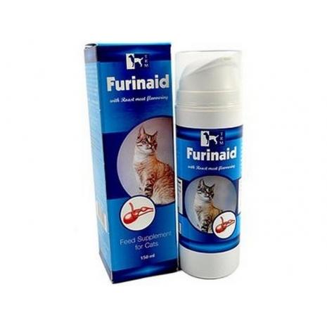 Фуринайд Furinaid Пищевая добавка для профилактики урологических заболеваний у кошек, 150 мл, TRM