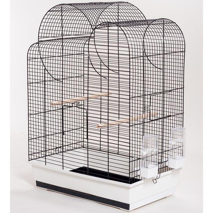 ИнтерЗоо Клетка Eliza для птиц, 54*34*75 см, в ассортименте, InterZoo