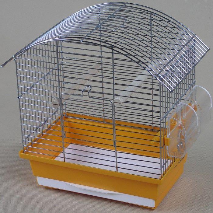 ИнтерЗоо Клетка Lora P116 для птиц, 34*21*35 см, в ассортименте, InterZoo