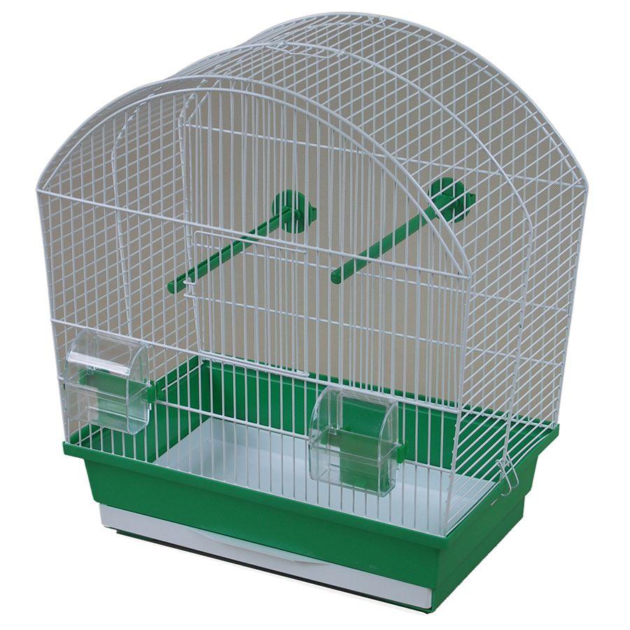 ИнтерЗоо Клетка Megi для птиц, 43*25*47 см, в ассортименте, InterZoo