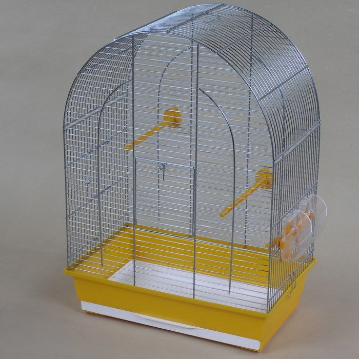 ИнтерЗоо Клетка Lusi для птиц, в ассортименте, InterZoo
