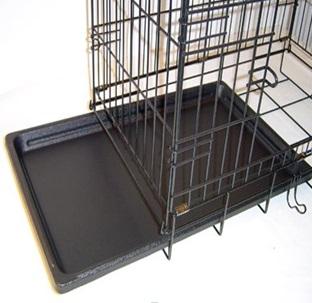 Доглэнд Поддон пластиковый для клеток, в ассортименте, Dog Land