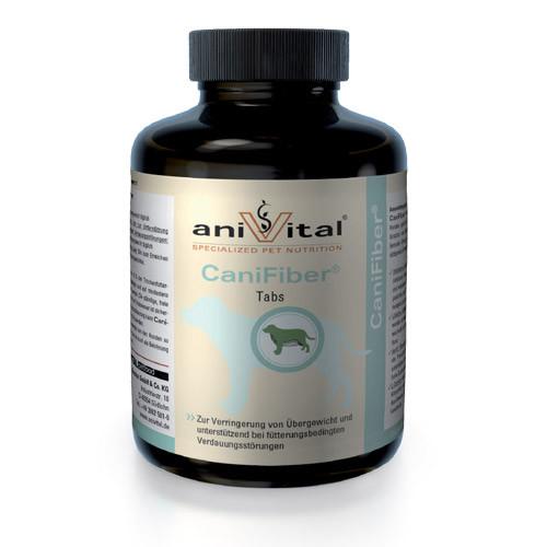 АниВитал Витаминизированный комплекс CaniFiber (Канифайбер) для снижения веса и регуляции пищеварения у собак, в ассортименте, AniVital
