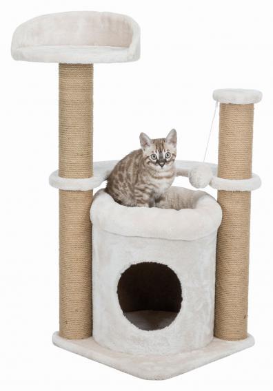 Трикси Игровой комплекс Nayra для кошек, 40*40*83 см, Trixie