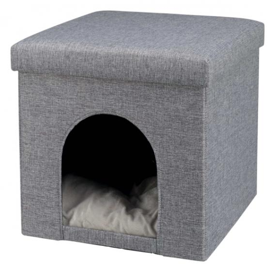 Трикси Домик-пещера Alois для собак и кошек, 38*38*40 см, Trixie