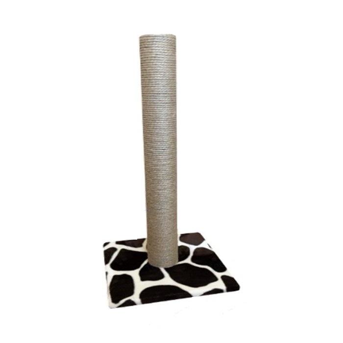 Персилайн Когтеточка Столбик для кошек, 35*35*82 см, Perseiline
