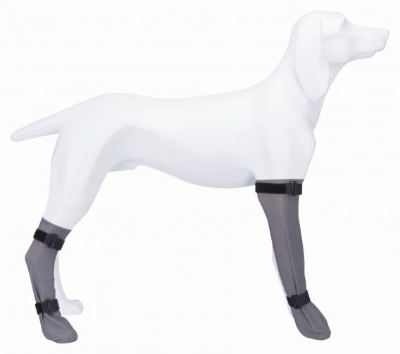Трикси Защитные носки для собак, силикон, 1 шт/уп., в ассортименте, Trixie