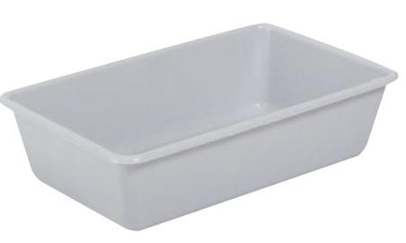 Георпласт Туалет-лоток Rectangular для кошек, в ассортименте, GeorPlast