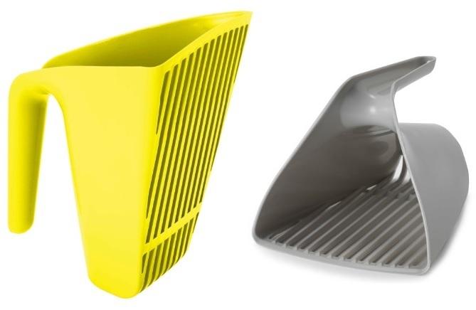 Модерна Совок Jumbo Scoop Sift, 15*13*13 см, в ассортименте, Moderna