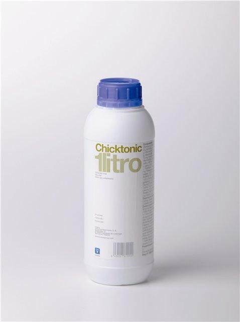 Чиктоник Комплексный витаминно-аминокислотный препарат, 1 л, Chiktonik